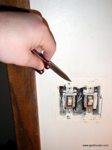 Cut Paint off switches