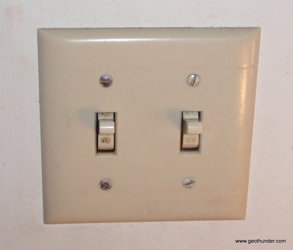 Installing A Better Light Switch