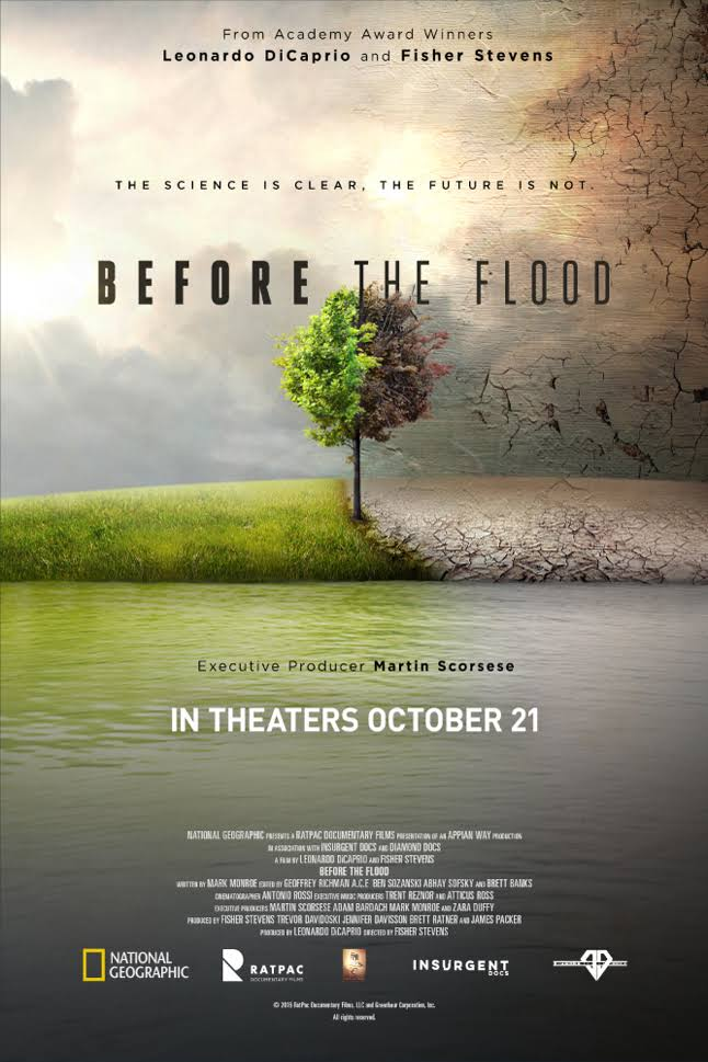 before-the-flood-poster The Real Cabon-Tax Story